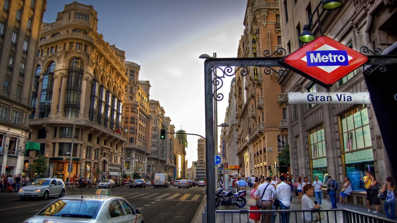 Cheap flights from Madrid