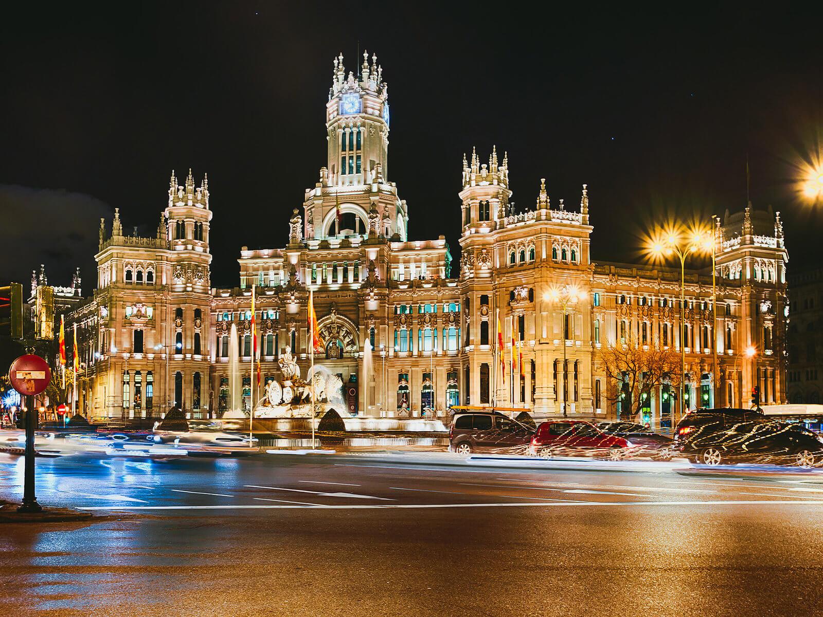 Φθηνές πτήσεις προς Μαδρίτη