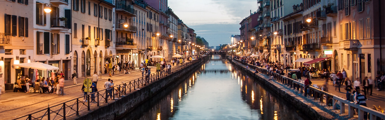 Cheap flights from Milan