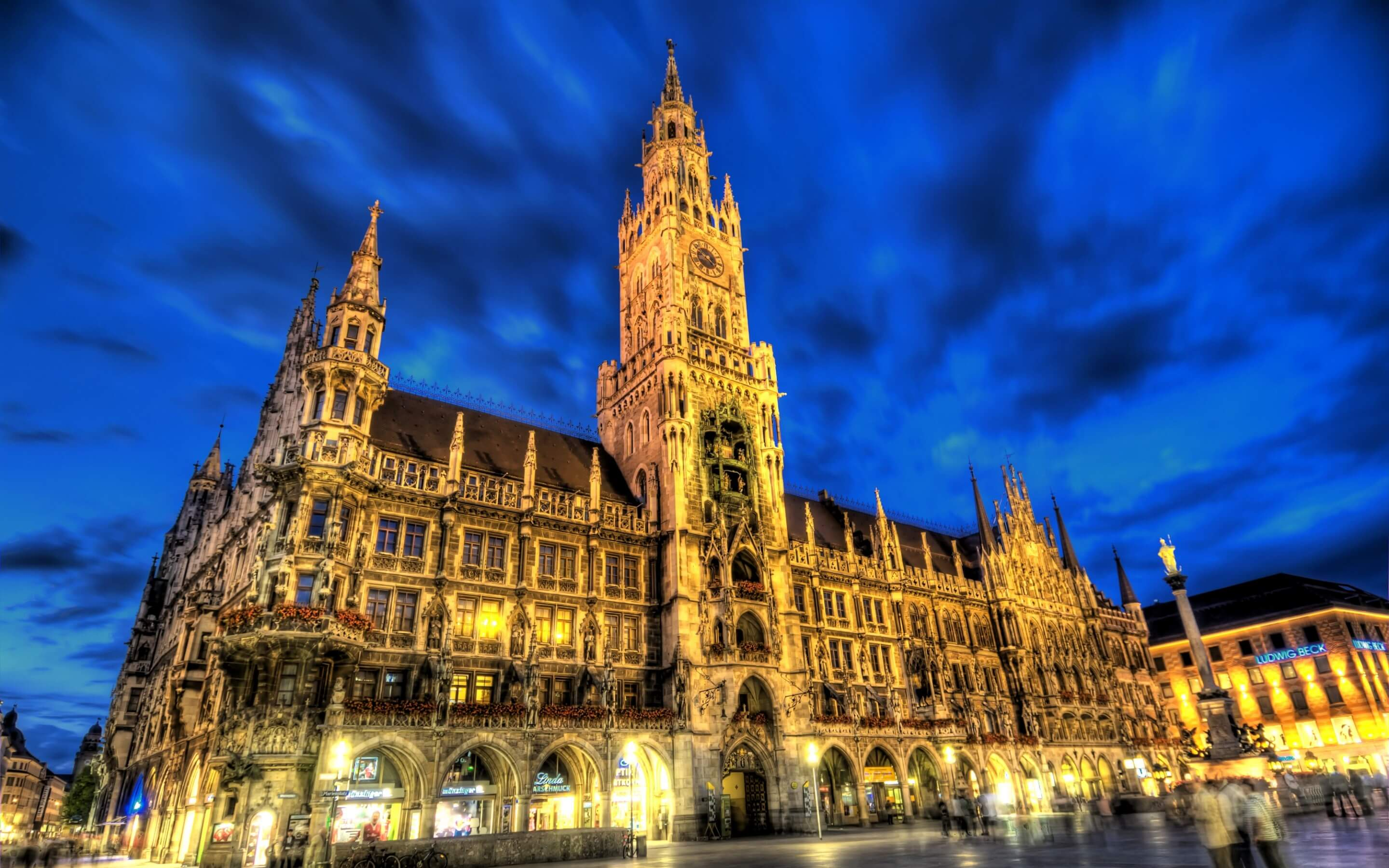 Cheap flights to Munich