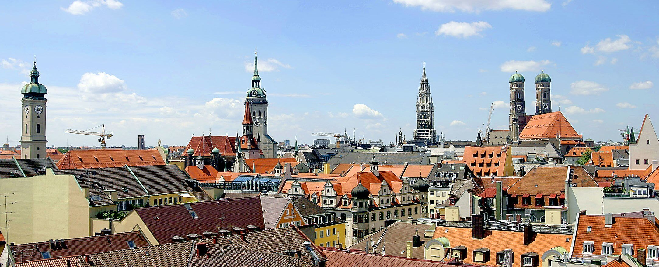Cheap flights from Munich