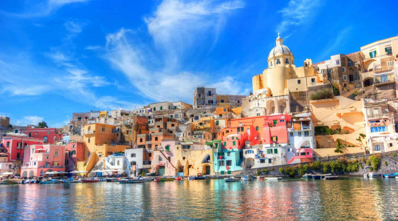 Cheap flights to Naples