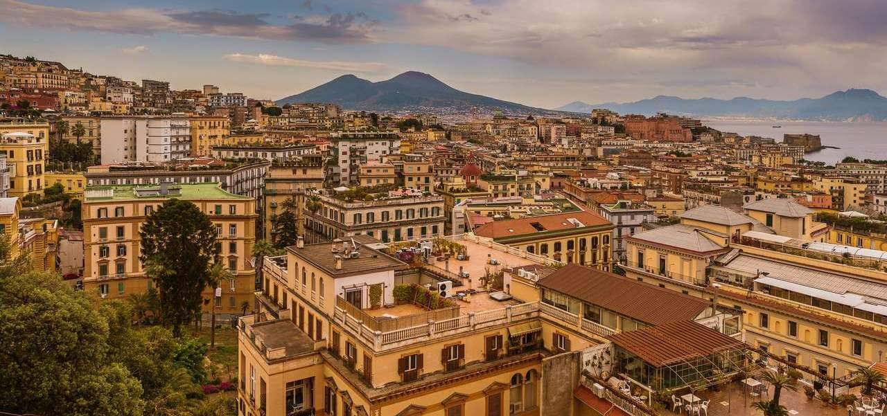 Cheap flights from Naples