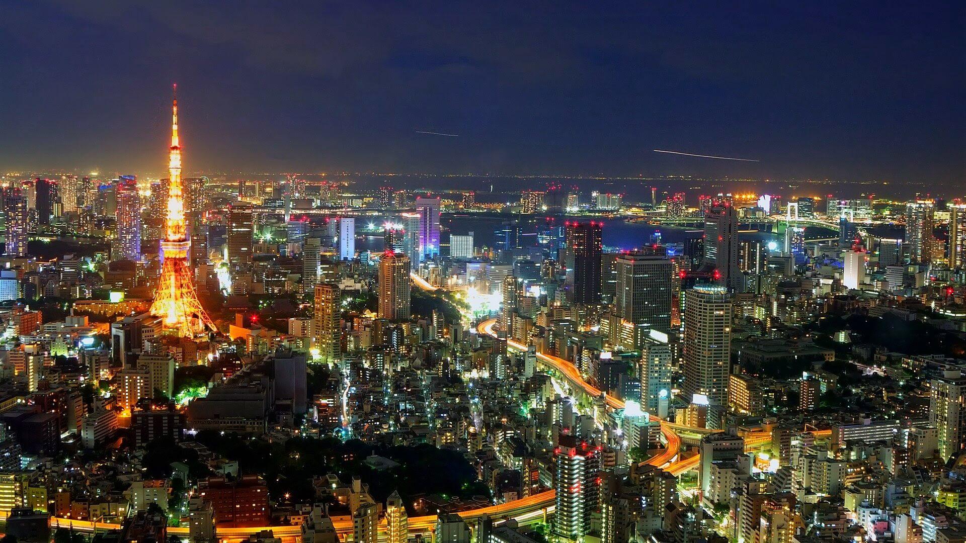 Φθηνές πτήσεις προς Τόκιο