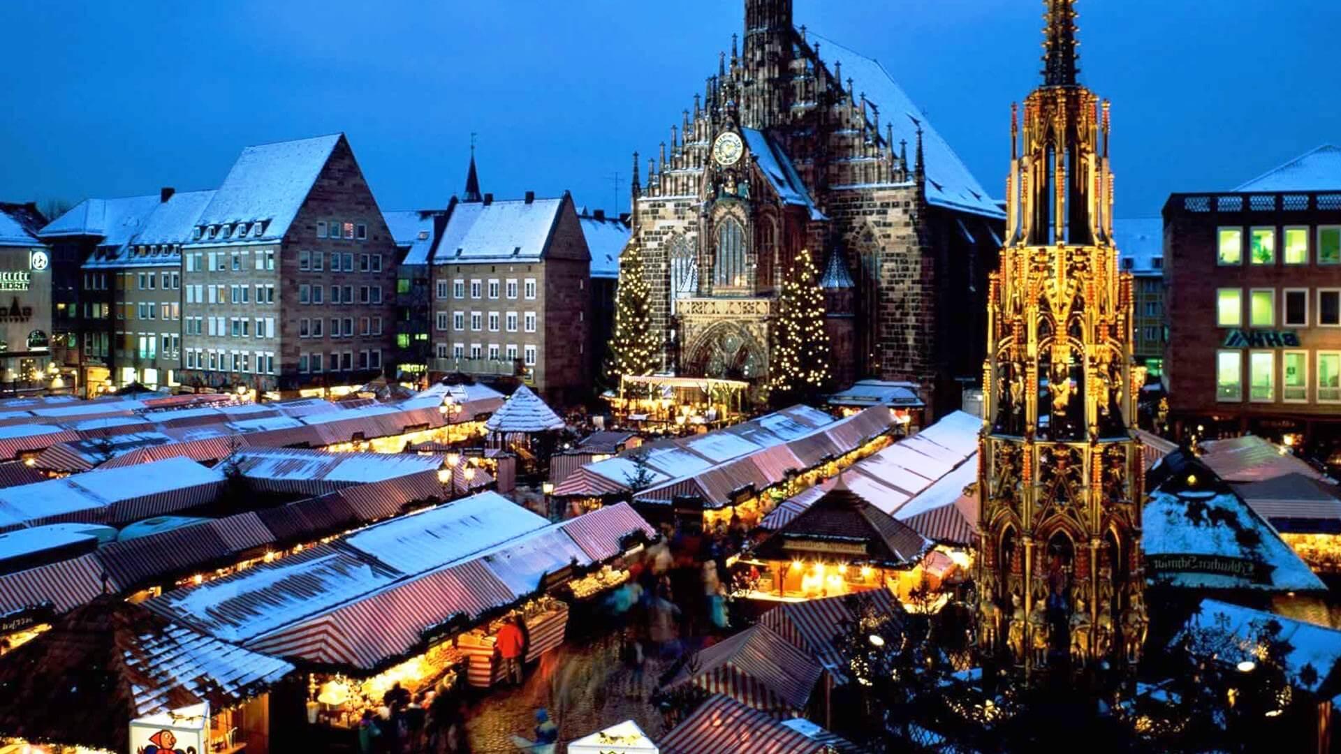 Cheap flights from Nuremberg
