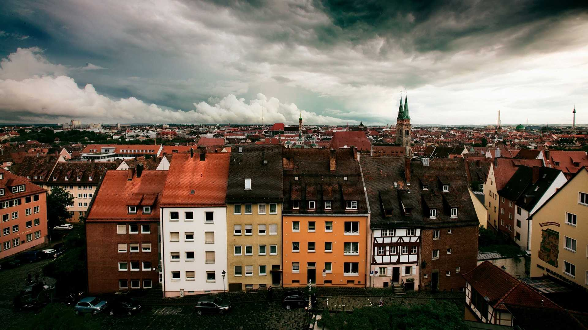 Cheap flights from Nuremberg