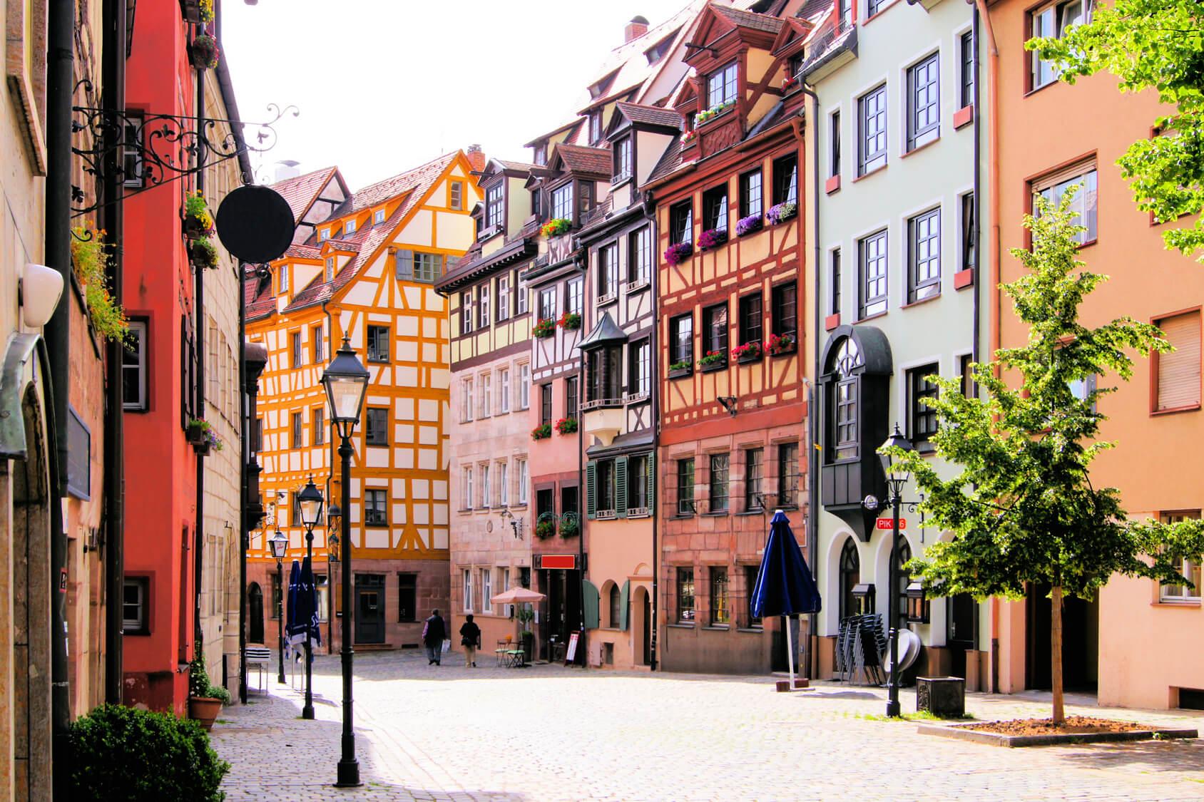Cheap flights to Nuremberg