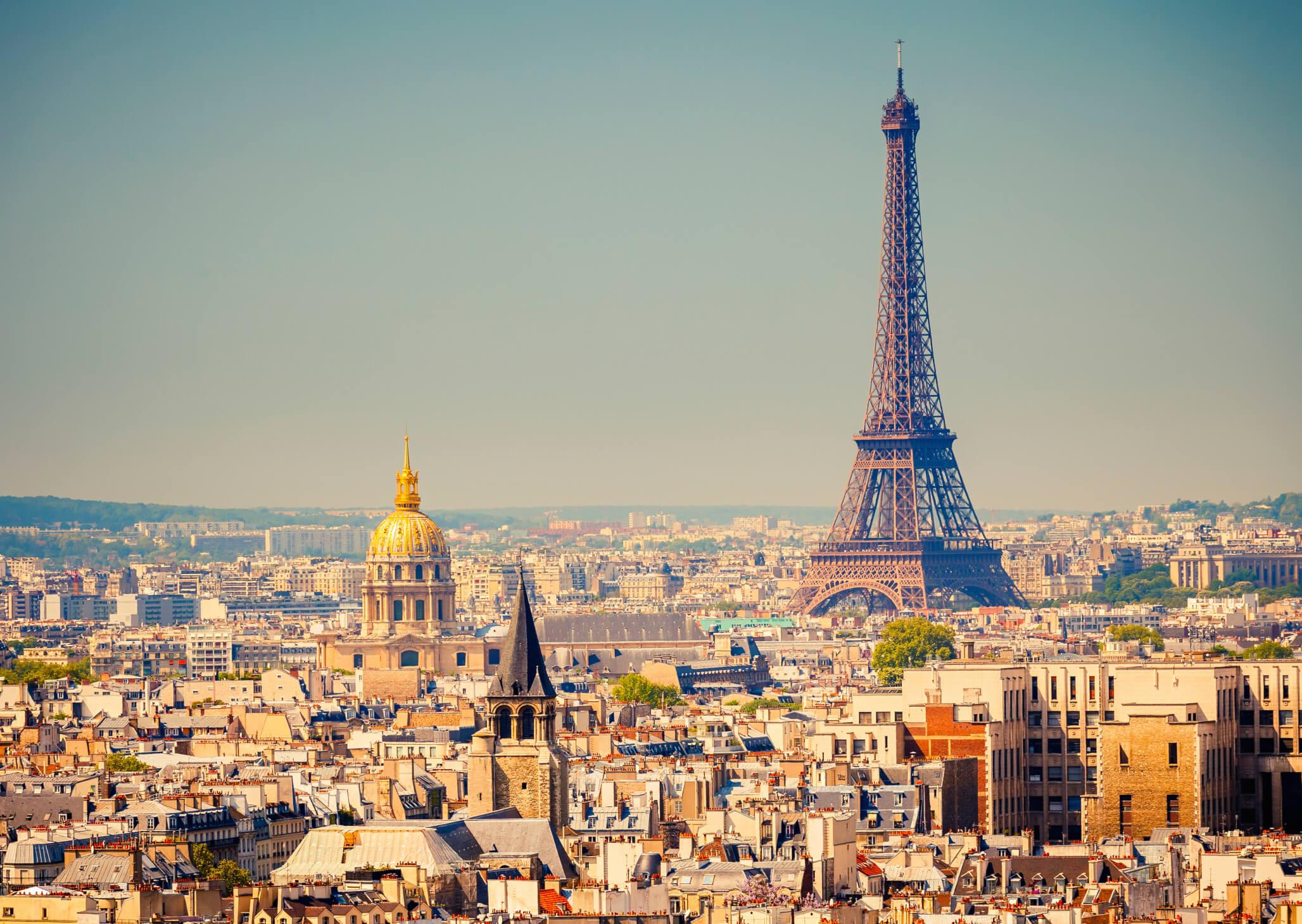 Airline Tickets Paris