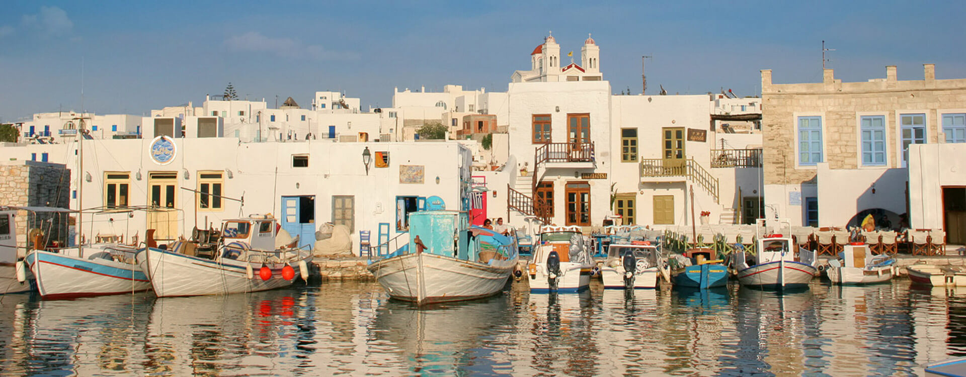 Cheap flights from Paros
