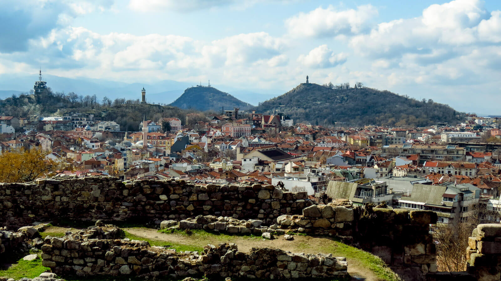Cheap flights from Plovdiv