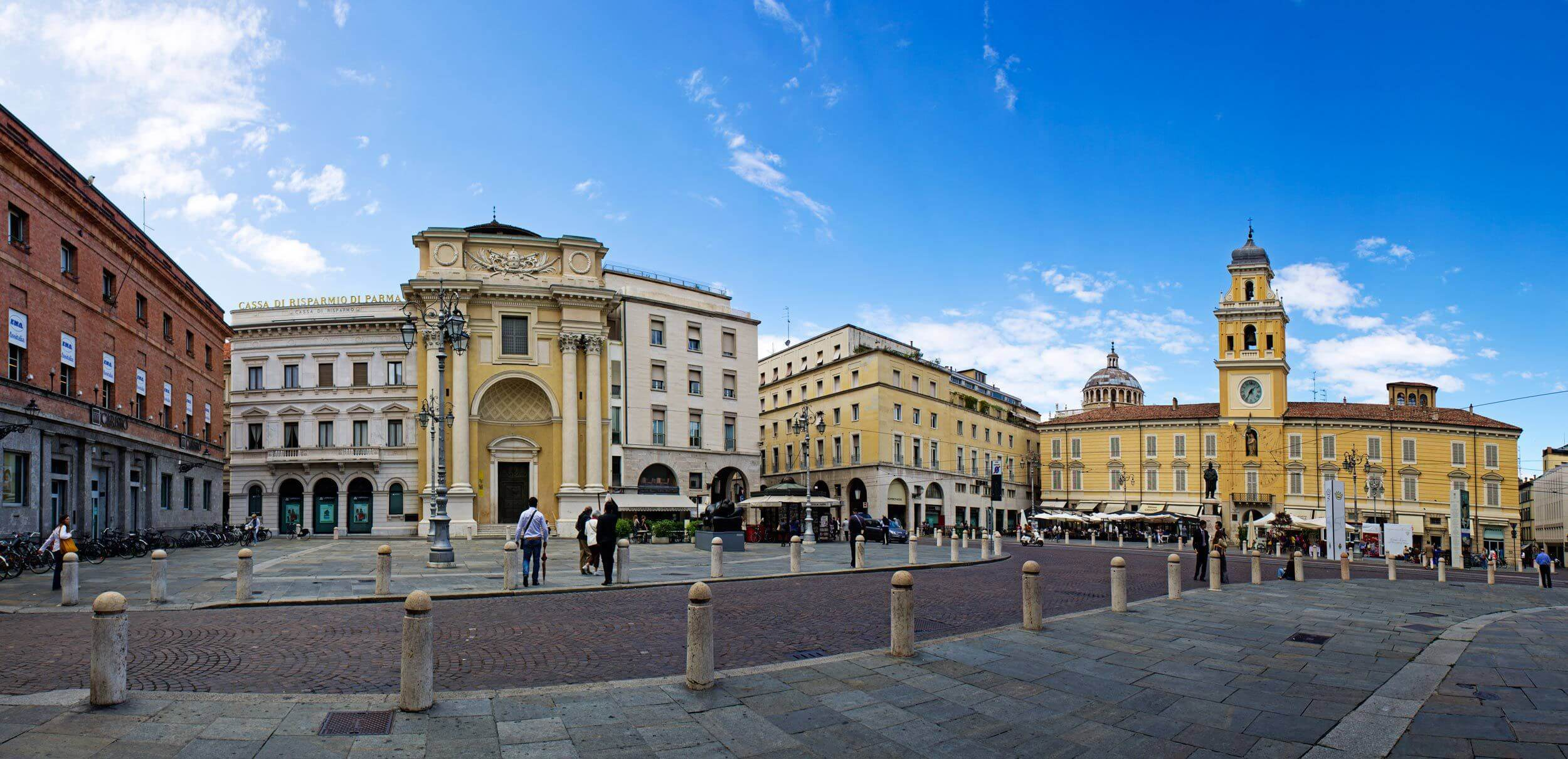 Cheap flights to Parma