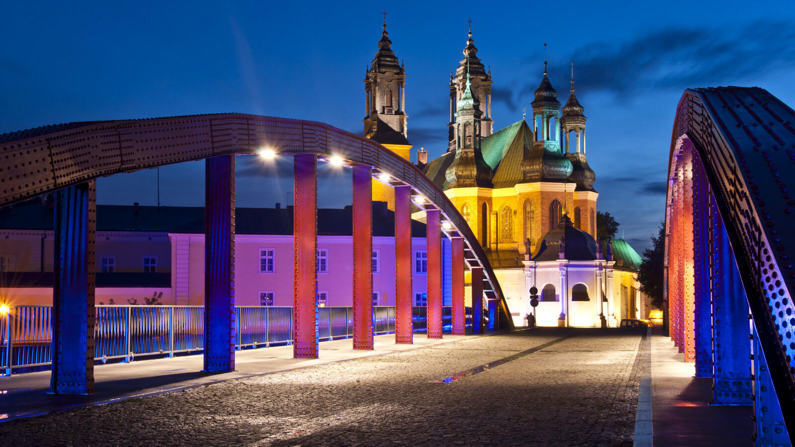 Cheap flights from Poznan