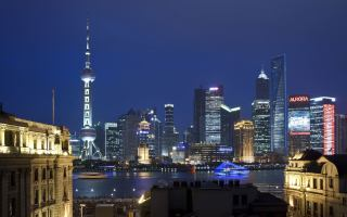 Airline Tickets Shanghai Pudong
