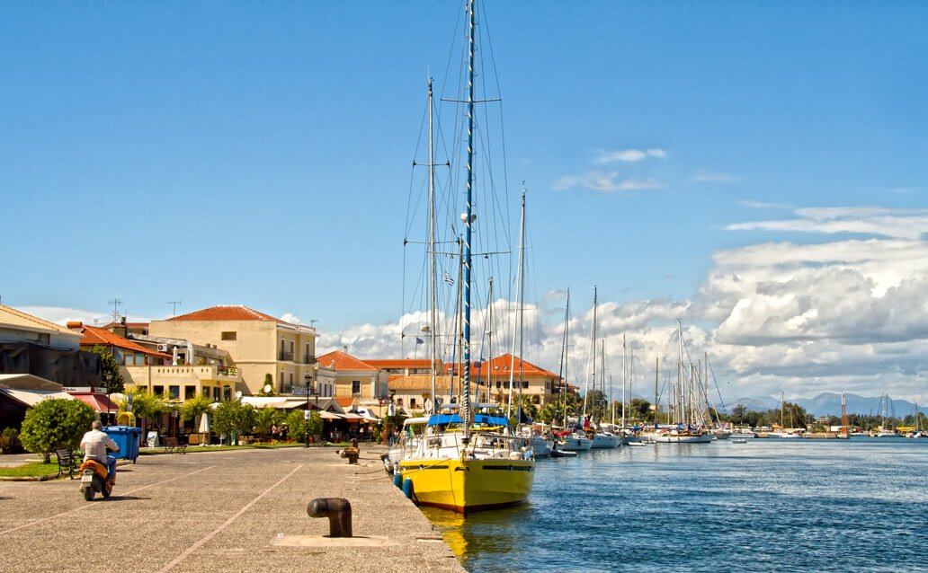 Cheap flights from Preveza