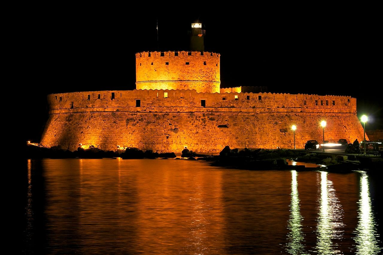 Cheap flights from Rhodes
