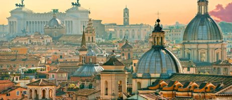 Airline Tickets Rome