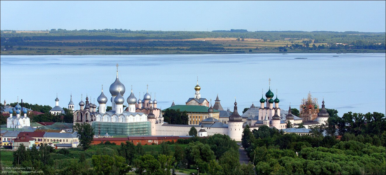 Cheap flights to Rostov
