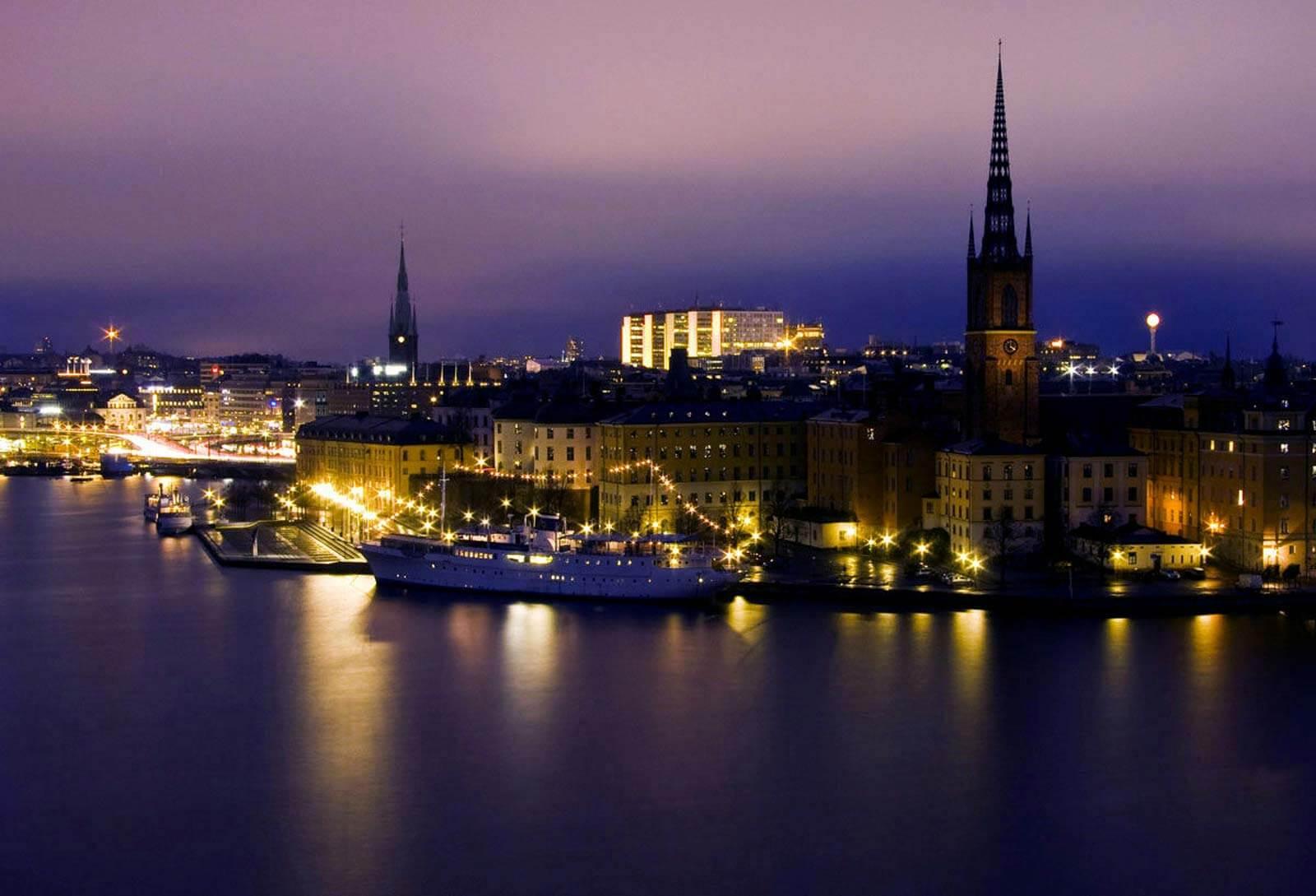 Φθηνές πτήσεις προς Στοκχόλμη