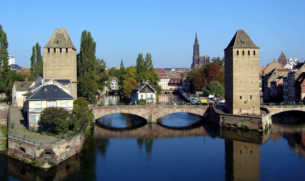 Φθηνές πτήσεις από Στρασβούργο