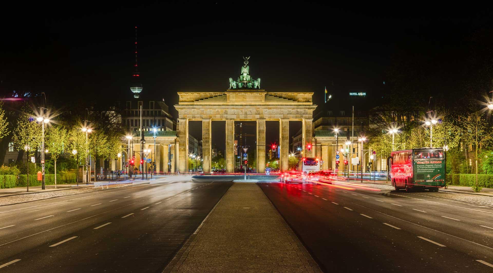 Φθηνές πτήσεις προς Βερολίνο