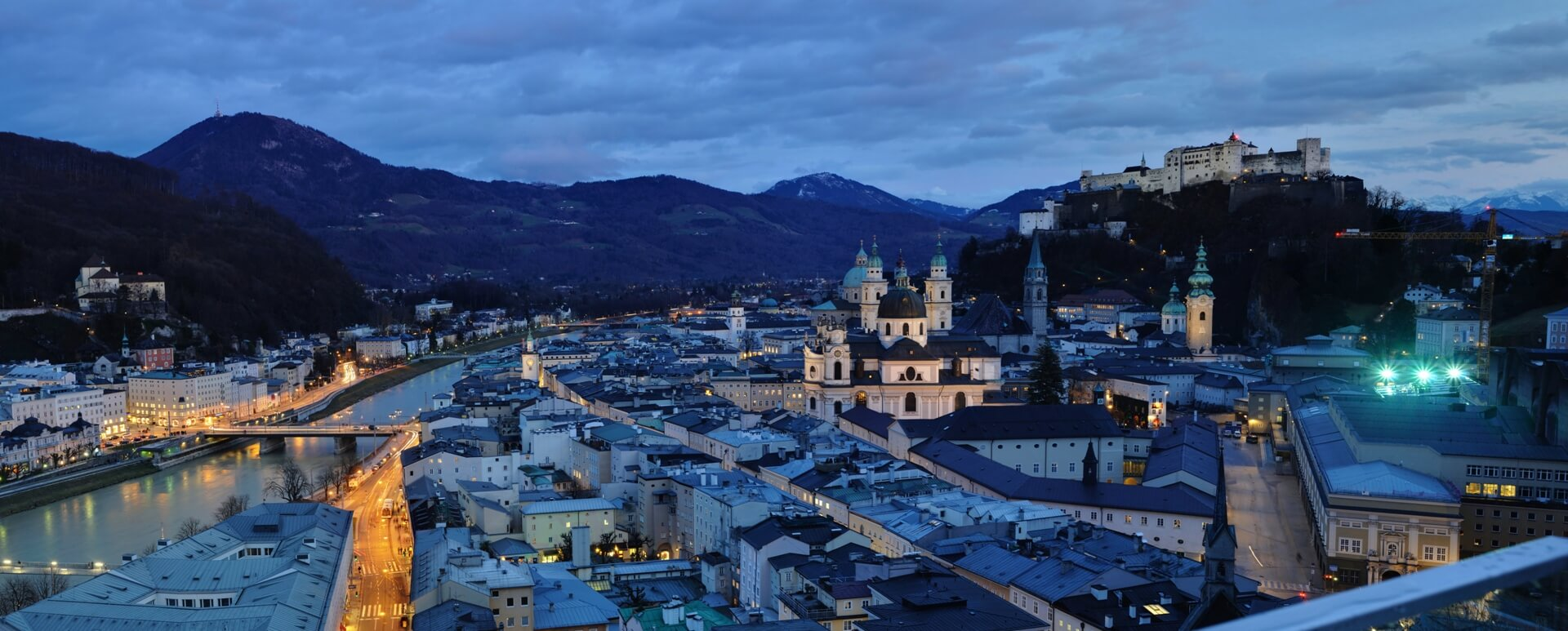 Cheap flights from Salzburg