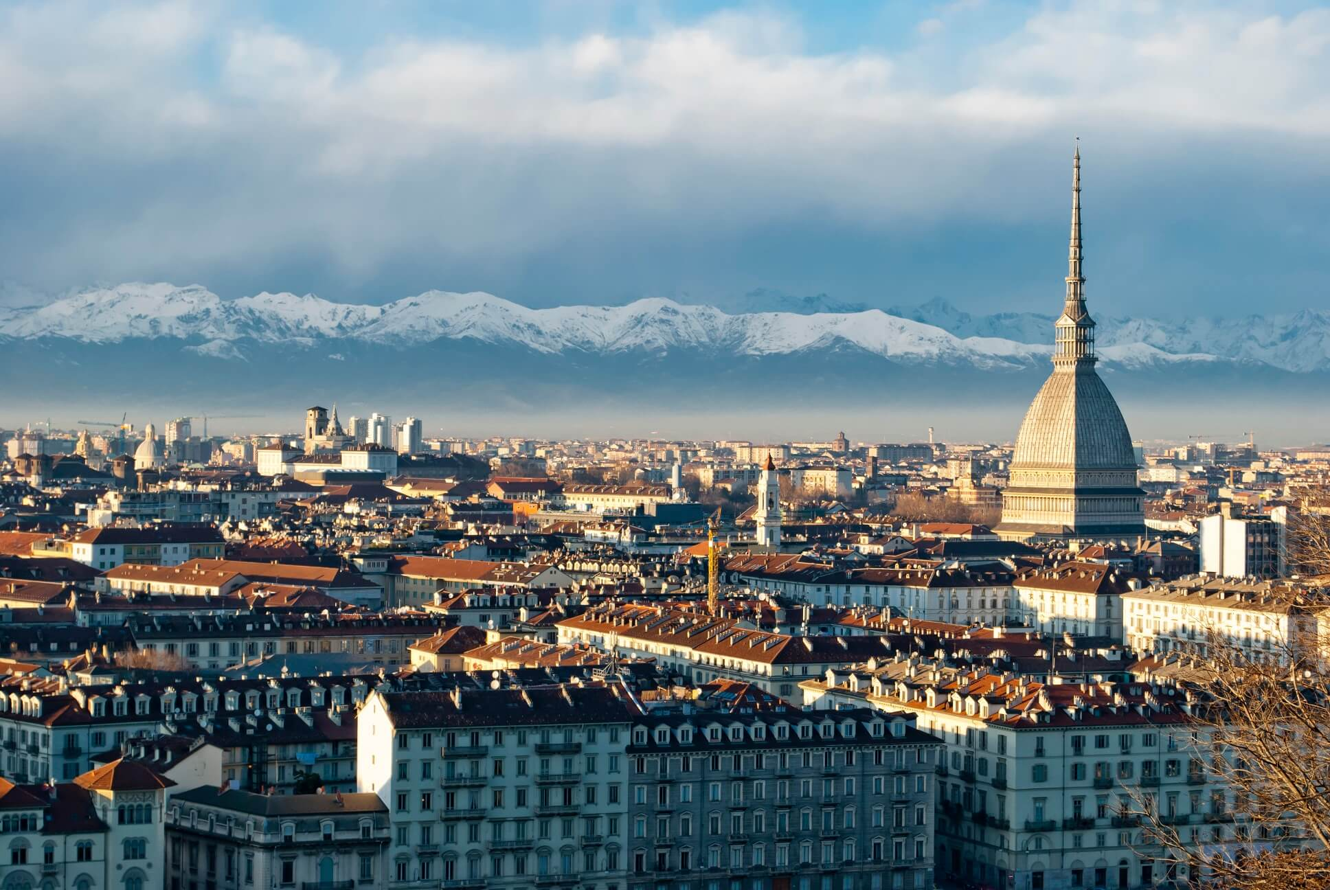 Cheap flights to Turin