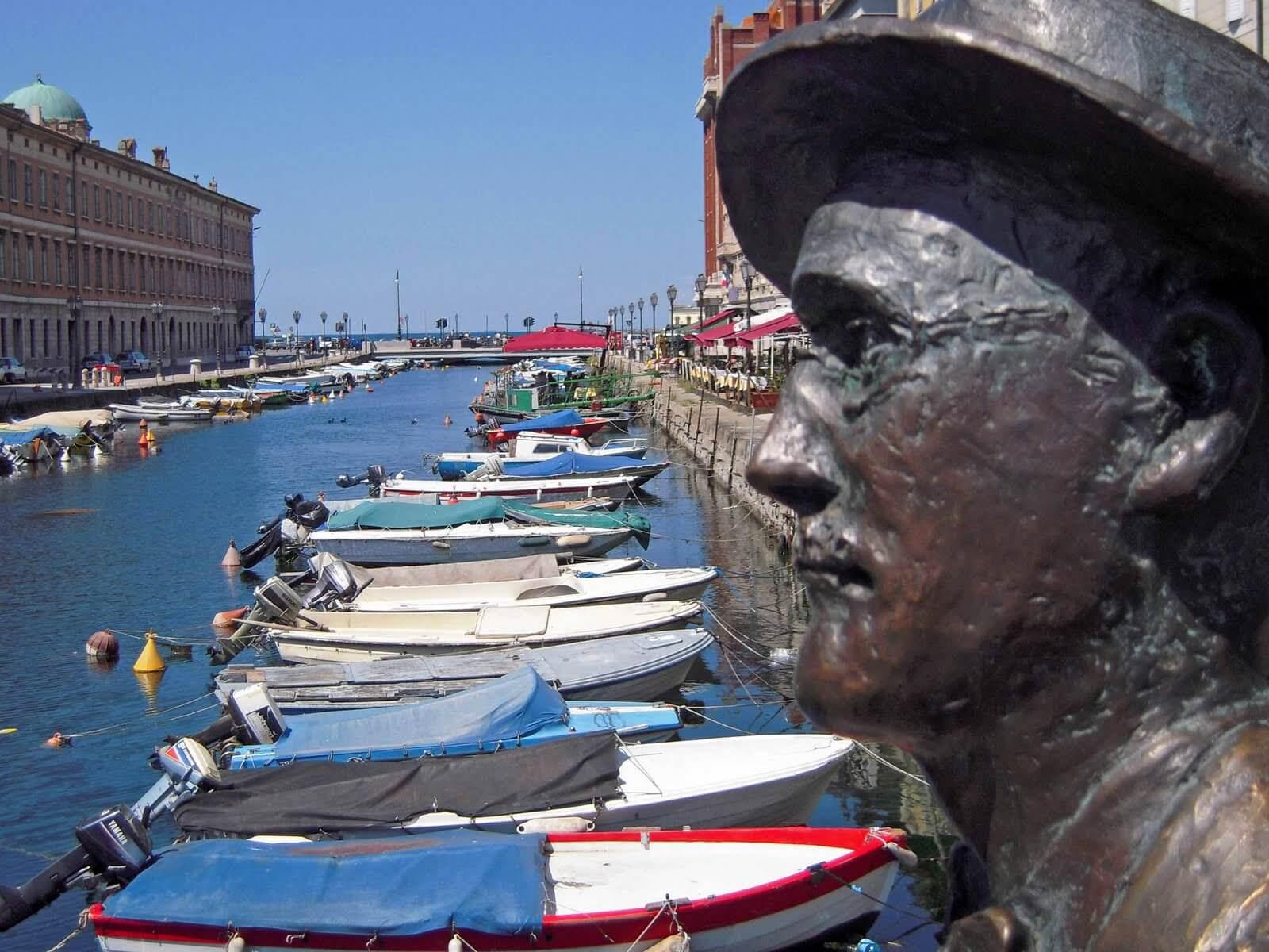 Cheap flights to Trieste