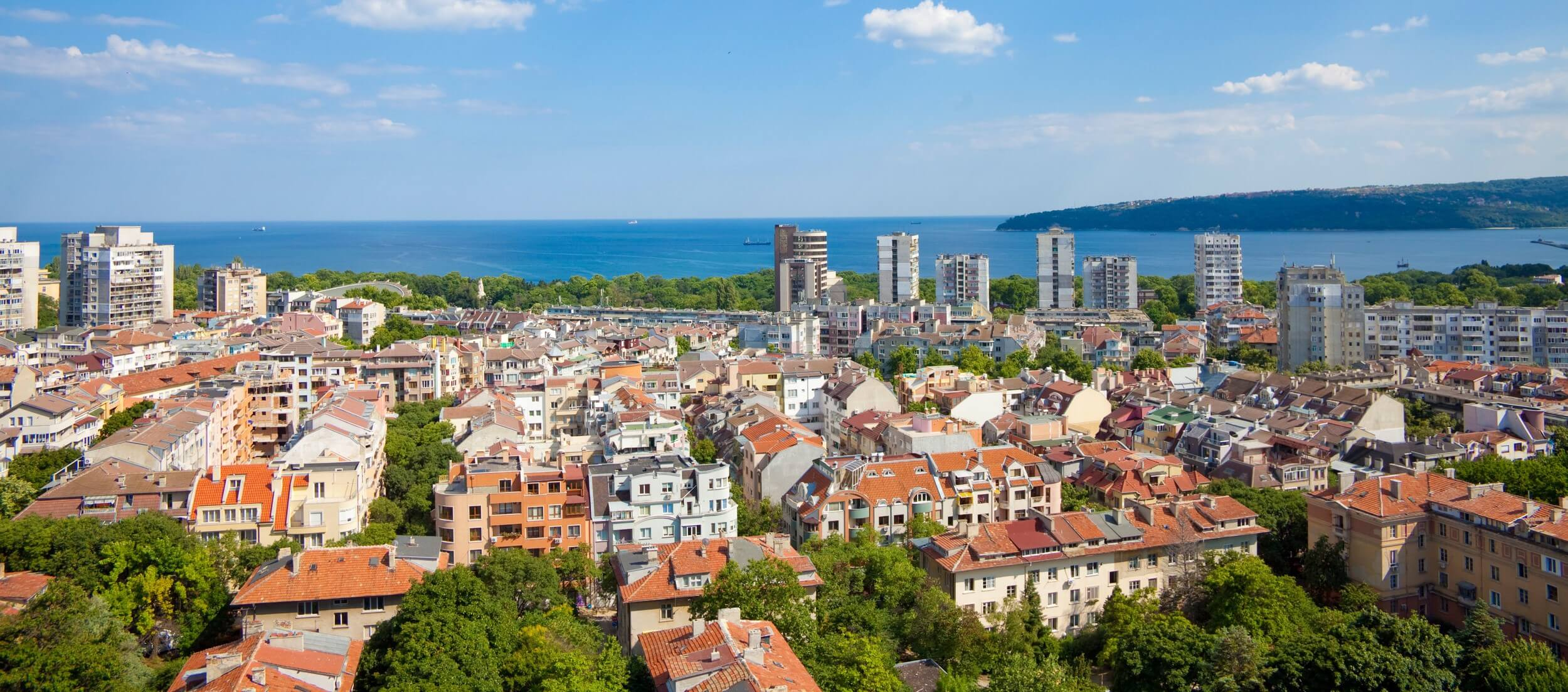 Cheap flights from Varna