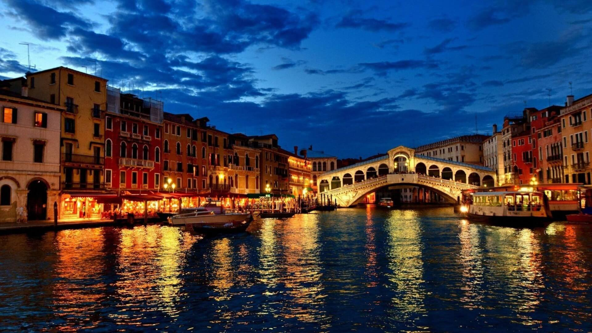 Airline Tickets Venice