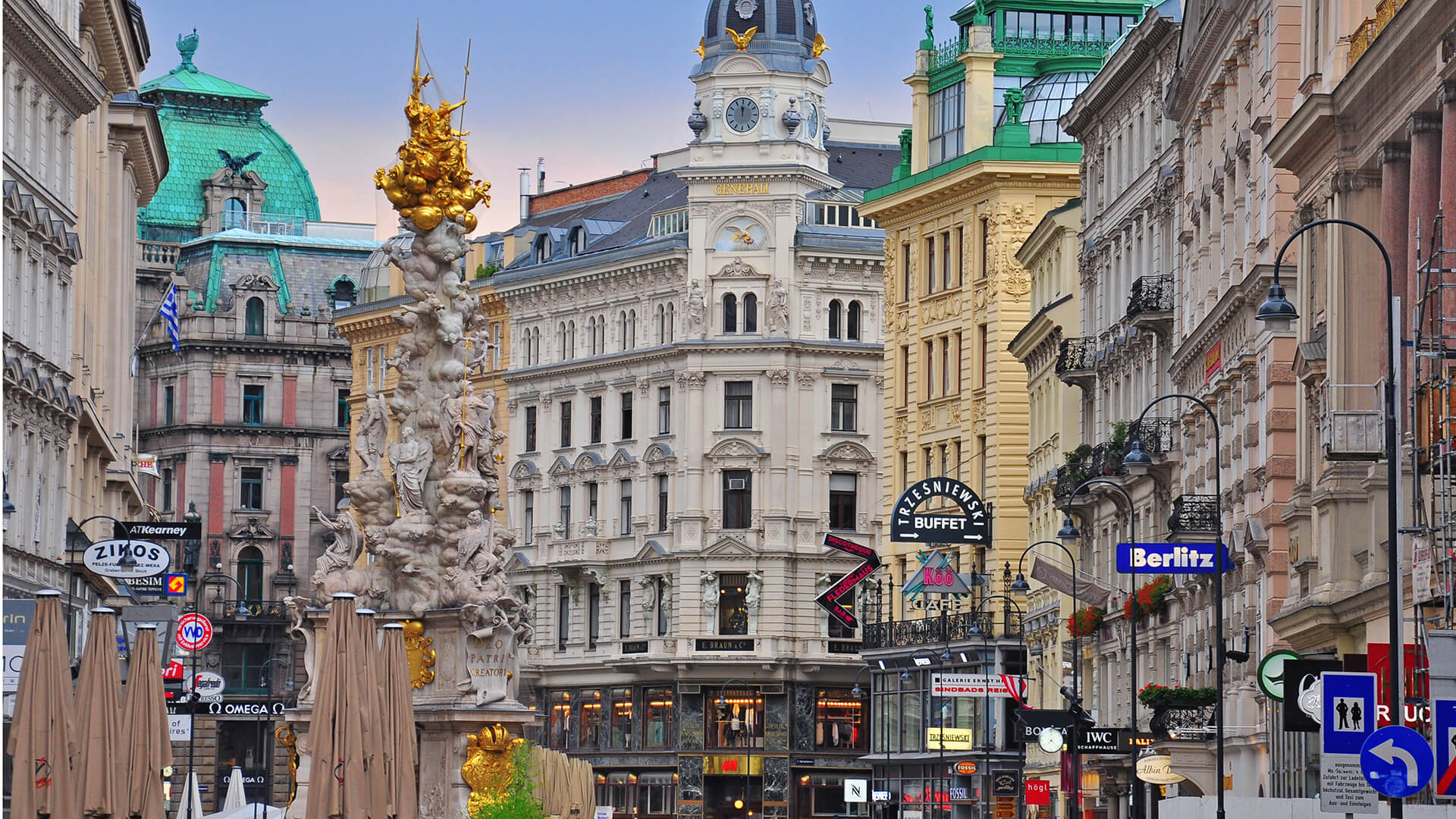 Cheap flights from Vienna