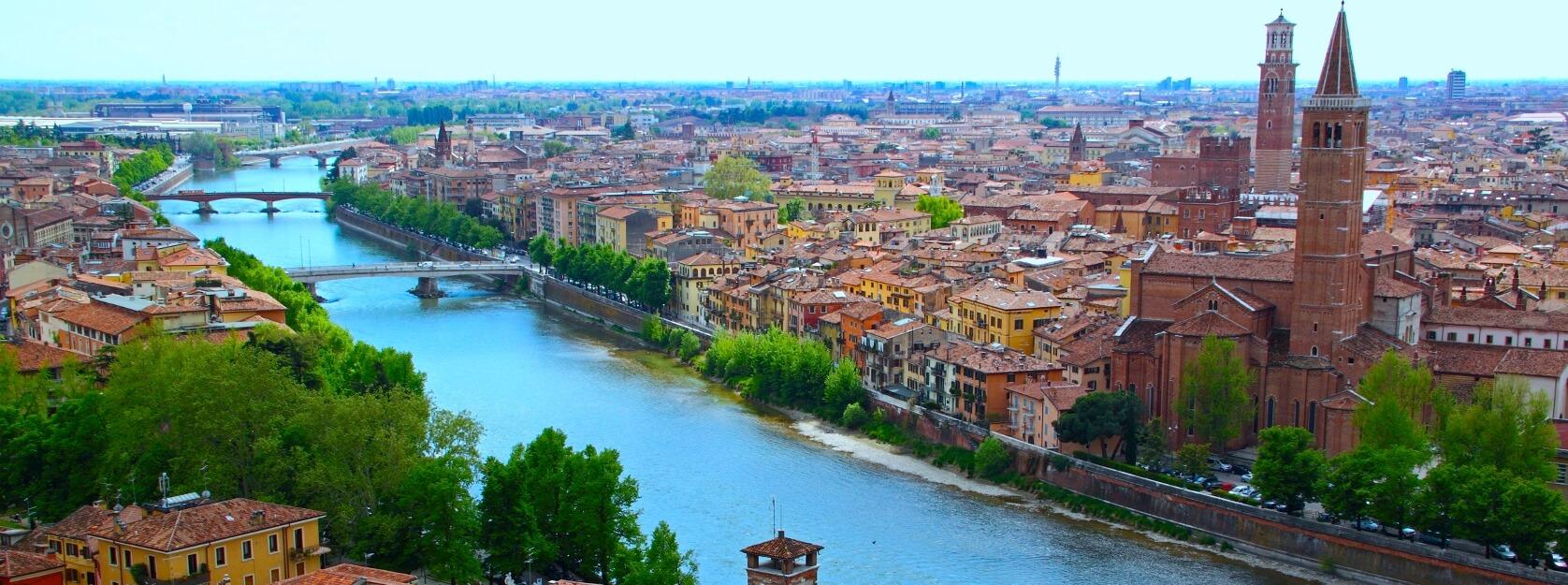 Cheap flights to Verona