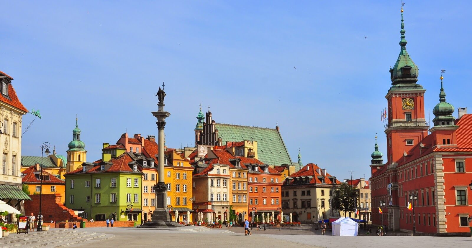 Cheap flights from Warsaw