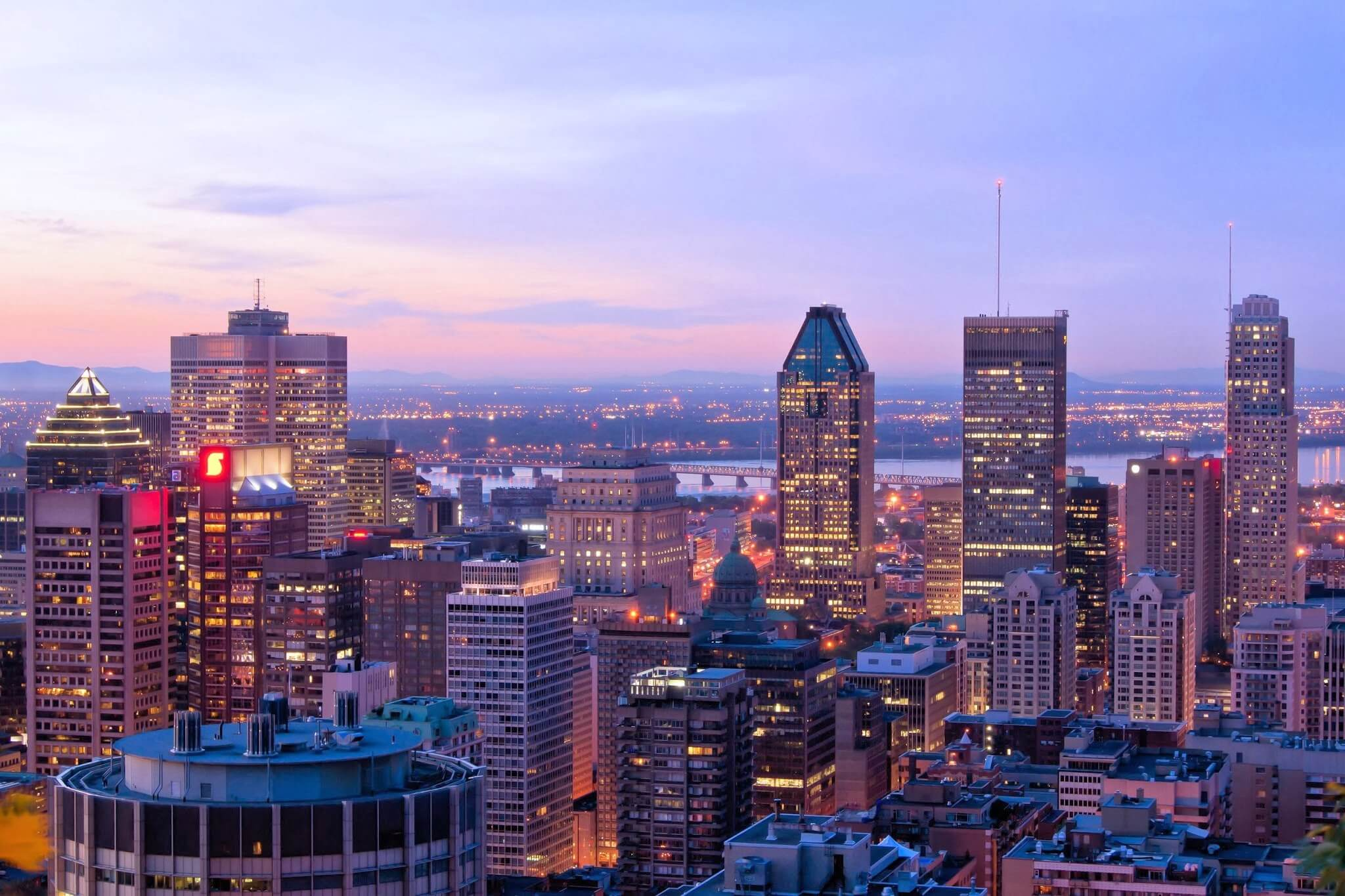 Cheap flights to Montreal