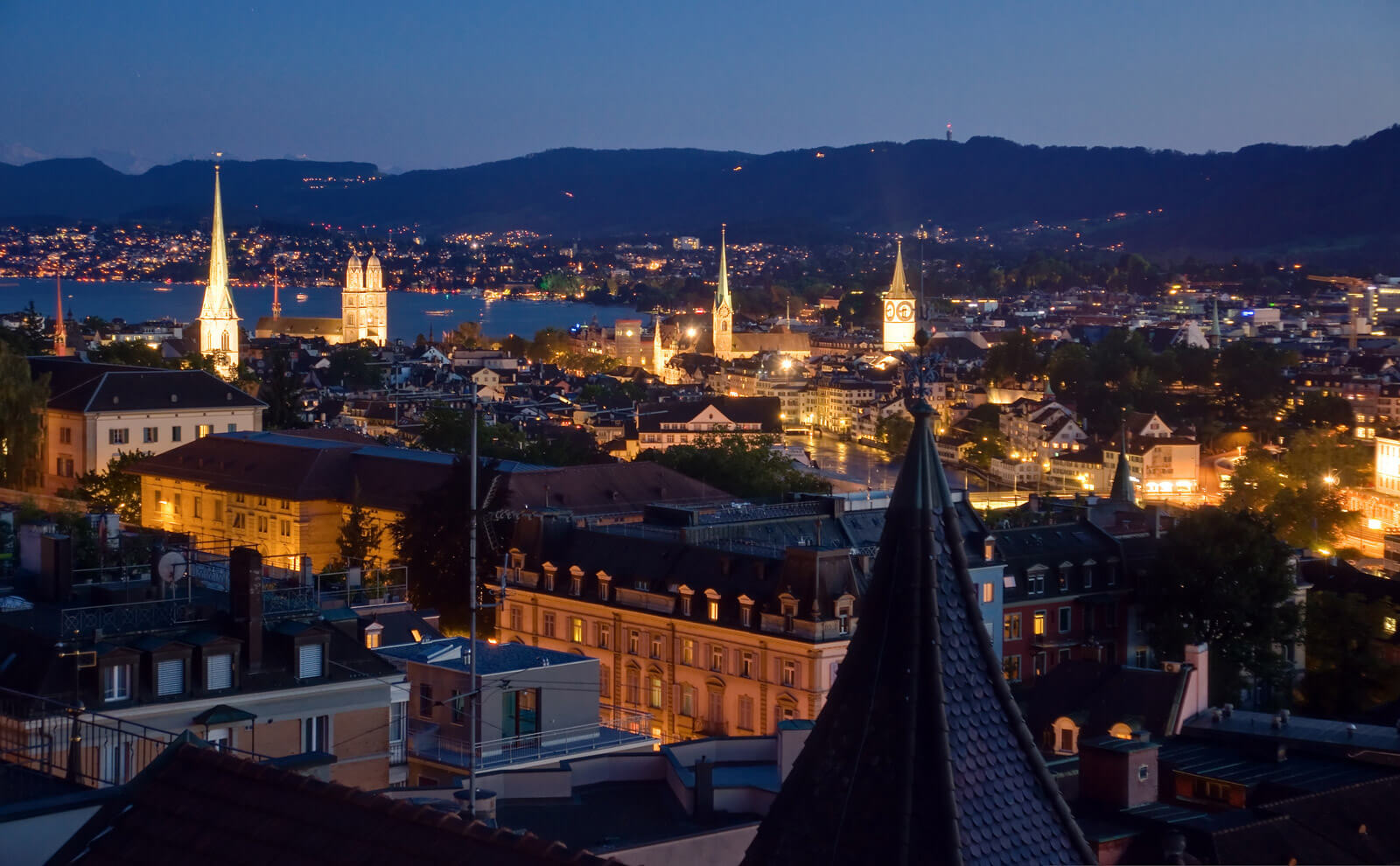 Cheap flights to Zurich