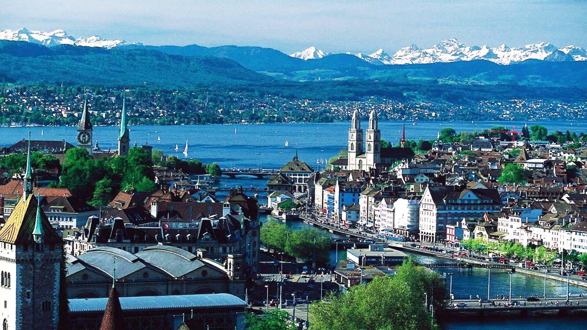 Cheap flights from Zurich