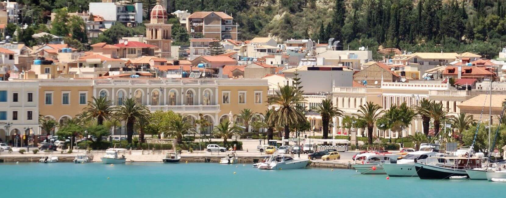 Airline Tickets Zakinthos Island