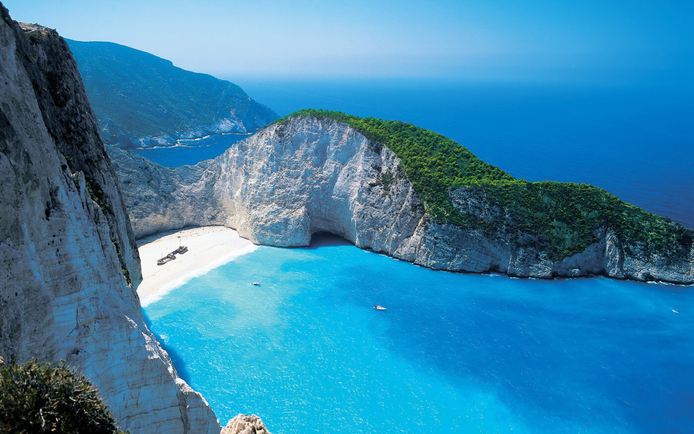 Cheap flights from Zakinthos Island