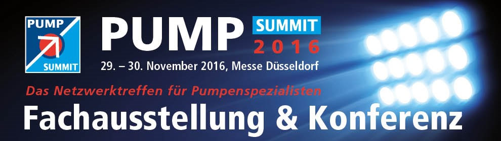 PUMP SUMMIT