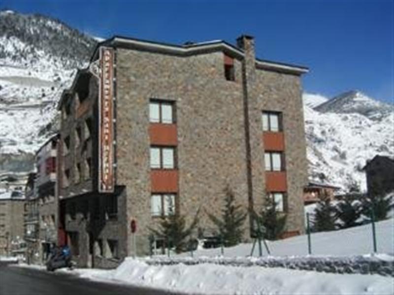 Sant Bernat Apartments