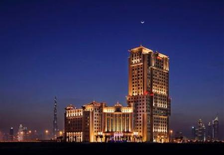 Marriott Executive Apartments Dubai Al Jaddaf
