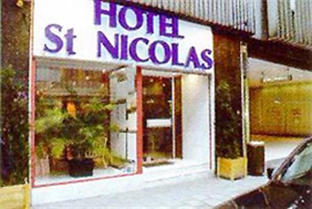 Ξενοδοχείο Saint-Nicolas