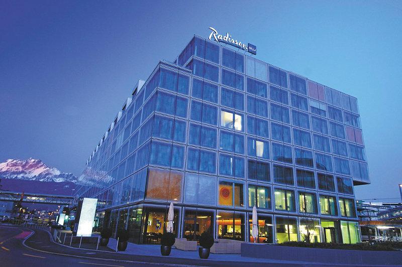 Hotel Radisson Blu Hotel, Lucerne