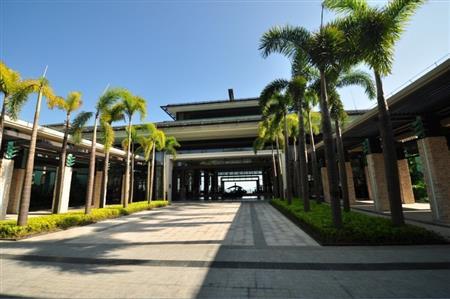 Crowne Plaza Hailing Island