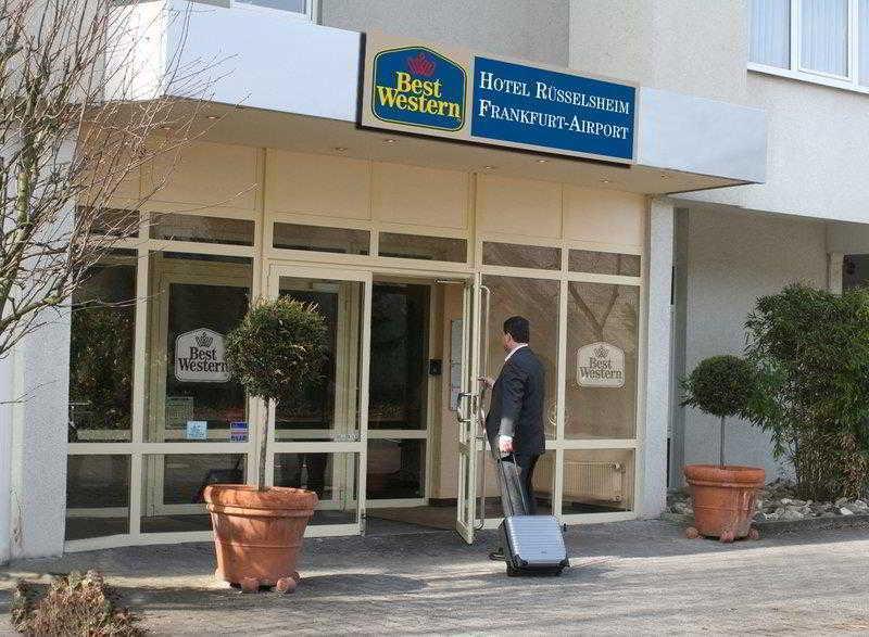 Ξενοδοχείο Best Western Hotel Ruesselsheim Frankfurt Airport