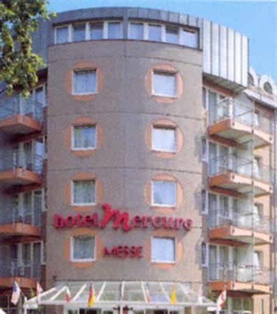 Ξενοδοχείο Mercure Residenz Messe