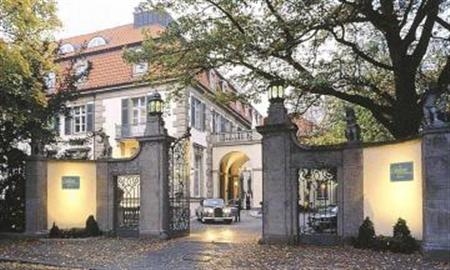 Hotel Patrick Hellmann Schlosshotel
