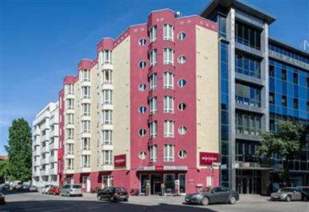 Hotel Mercure Berlin An Der Urania