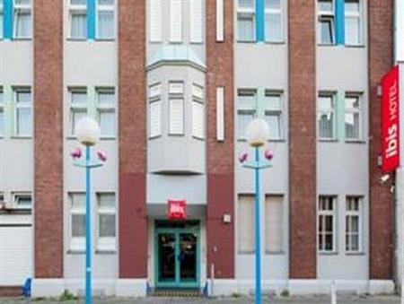 Ξενοδοχείο Ibis Neukoelln
