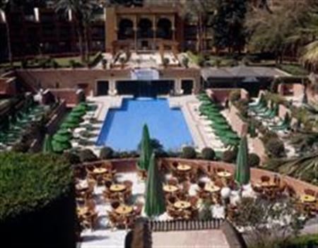 Marriott Htl & Omar Khayyam Casino
