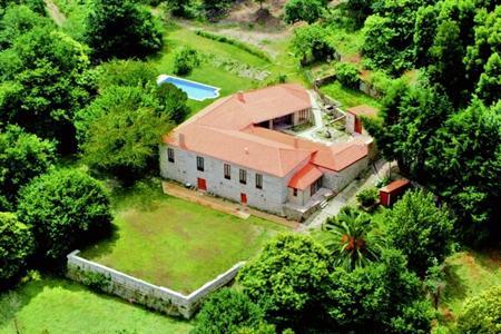 Hotel Pazo De Larache